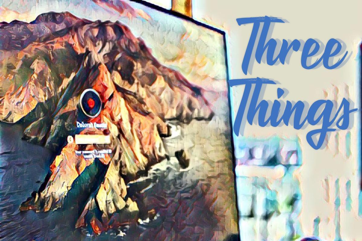 Three Things Blog